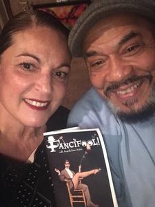 Johnny attended Fancifool! on Feb 14th 2018 via VetTix