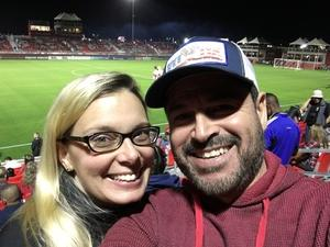 Juan attended Phoenix Rising vs. New York Red Bulls - USL on Feb 10th 2018 via VetTix
