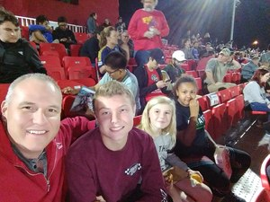 Mikel attended Phoenix Rising vs. New York Red Bulls - USL on Feb 10th 2018 via VetTix