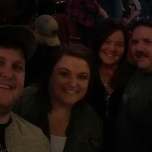 Timothy attended The Breakers Tour Featuring Little Big Town With Kacey Musgraves and Midland on Feb 15th 2018 via VetTix
