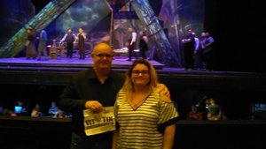 Jeffery attended Puccini's LA Boheme - Dress Rehearsal Performance - Presented by Opera San Antonio on May 15th 2018 via VetTix