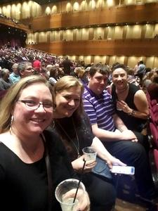 Nichole attended Cher Live at the MGM National Harbor Theater on Feb 22nd 2018 via VetTix