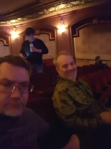 Ryan attended G3 Featuring Joe Satriani, John Petrucci of Dream Theater, and Phil Collen of Def Leppard on Feb 25th 2018 via VetTix