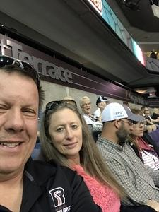 Andy attended Arizona Rattlers vs. Sioux Falls Storm - IFL on Feb 25th 2018 via VetTix