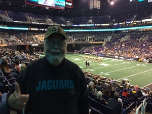 Michael D attended Arizona Rattlers vs. Sioux Falls Storm - IFL on Feb 25th 2018 via VetTix