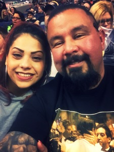 Jose attended Arizona Rattlers vs. Sioux Falls Storm - IFL on Feb 25th 2018 via VetTix