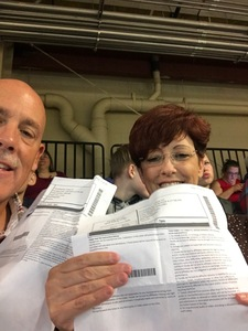 Gregory attended The 65th Annual Parada Del Sol Rodeo - Bull Riding Only on This Night on Mar 8th 2018 via VetTix
