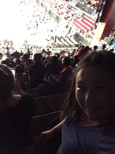 Susie attended Stanford Cardinal vs. Washington State - NCAA Men's Basketball on Feb 24th 2018 via VetTix