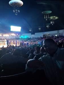Tony attended Lfa 35 - Mazo vs. Juarez - Live Mixed Martial Arts - Presented by Legacy Fighting Alliance on Mar 9th 2018 via VetTix