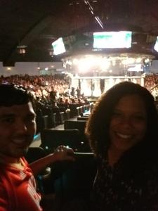 William attended Lfa 35 - Mazo vs. Juarez - Live Mixed Martial Arts - Presented by Legacy Fighting Alliance on Mar 9th 2018 via VetTix