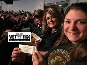dana attended Lfa 35 - Mazo vs. Juarez - Live Mixed Martial Arts - Presented by Legacy Fighting Alliance on Mar 9th 2018 via VetTix