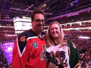 Janice attended Florida Panthers vs. Washington Capitals - NHL on Feb 22nd 2018 via VetTix