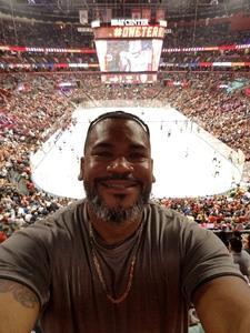 Juan attended Florida Panthers vs. Washington Capitals - NHL on Feb 22nd 2018 via VetTix