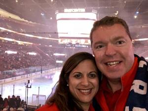 Darren attended Florida Panthers vs. Washington Capitals - NHL on Feb 22nd 2018 via VetTix