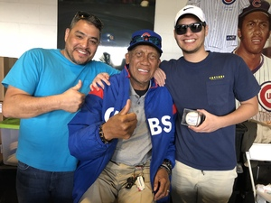 Jose attended Chicago Cubs vs. Chicago White Sox - MLB Spring Training on Feb 27th 2018 via VetTix