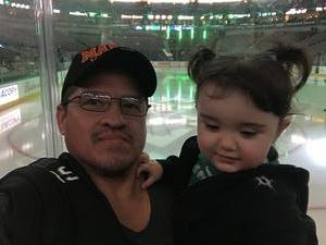 Hugo attended Dallas Stars vs. Tampa Bay Lightning - NHL on Mar 1st 2018 via VetTix