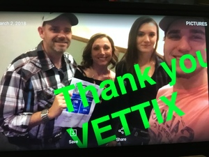 Gregory attended Turnpike Troubadours on Mar 2nd 2018 via VetTix