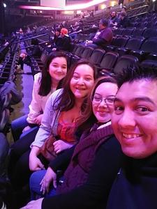 Samuel attended Lorde: Melodrama World Tour on Mar 5th 2018 via VetTix