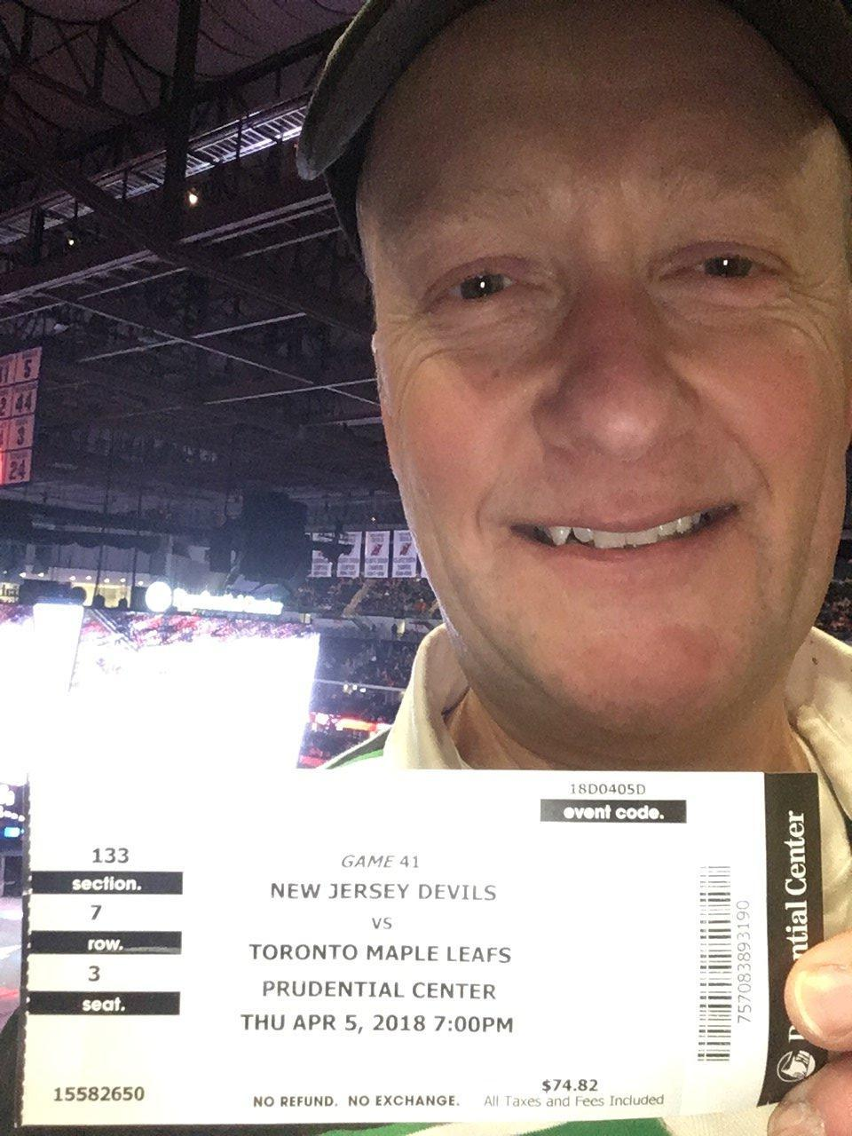 Thank you messages to veteran tickets foundation donors tom attended new jersey devils vs toronto maple leafs nhl 21 squad tickets m4hsunfo