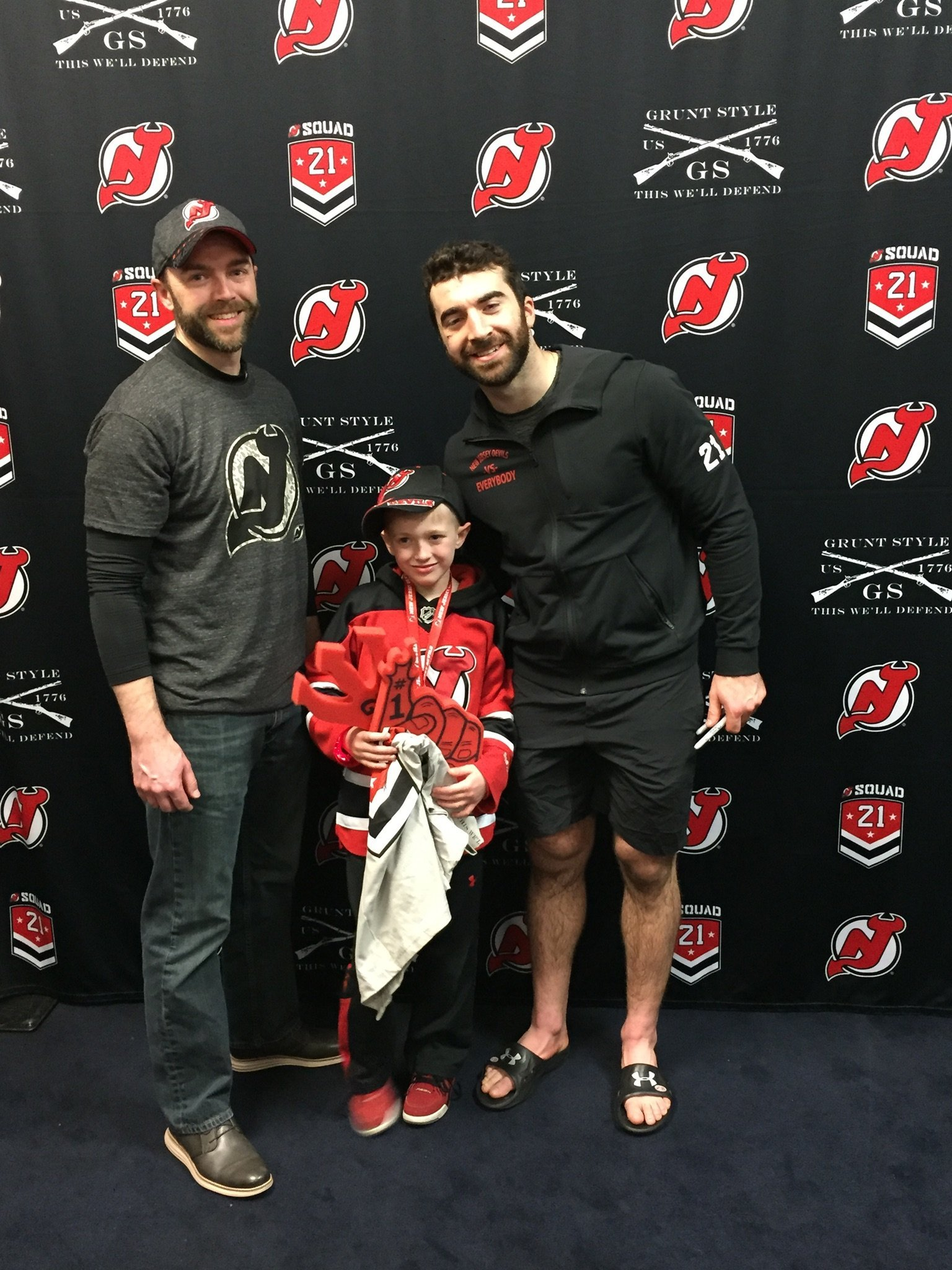 Thank you messages to veteran tickets foundation donors jason attended new jersey devils vs toronto maple leafs nhl 21 squad tickets m4hsunfo