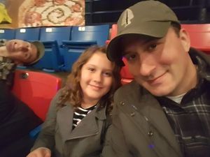 Shaun attended Cole Swindell Special Guests: Chris Janson and Lauren Alaina (american Idol) on Mar 9th 2018 via VetTix