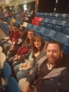 Robert attended Cole Swindell Special Guests: Chris Janson and Lauren Alaina (american Idol) on Mar 9th 2018 via VetTix