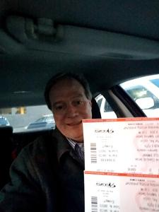 Jeff attended Mahler's Fifth - Presented by the Nashville Symphony on Mar 8th 2018 via VetTix