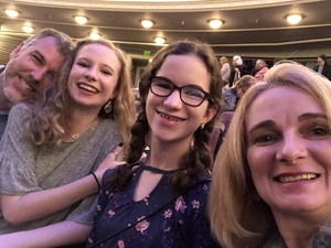 Eugene attended Henry Viii Performed by Texas Ballet With Seven Sonatas on Mar 4th 2018 via VetTix