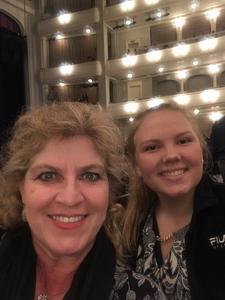 Eva attended Henry Viii Performed by Texas Ballet With Seven Sonatas on Mar 4th 2018 via VetTix
