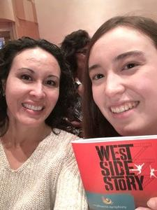 Steve attended West Side Story - Saturday Matinee on Mar 3rd 2018 via VetTix