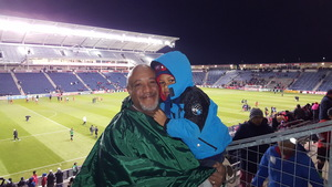Glenn attended Chicago Fire vs. Sporting Kansas City - MLS on Mar 10th 2018 via VetTix