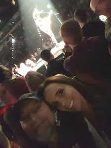 Henry attended Brad Paisley - Weekend Warrior World Tour With Dustin Lynch, Chase Bryant and Lindsay Ell on Mar 9th 2018 via VetTix