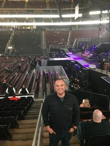 Rito attended Kid Rock With a Thousand Horses - American Rock N' Roll Tour on Mar 9th 2018 via VetTix