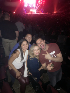 Steven attended Kid Rock With a Thousand Horses - American Rock N' Roll Tour on Mar 9th 2018 via VetTix