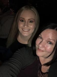 Kim attended Blake Shelton With Brett Eldredge, Carly Pearce and Trace Adkins on Mar 8th 2018 via VetTix