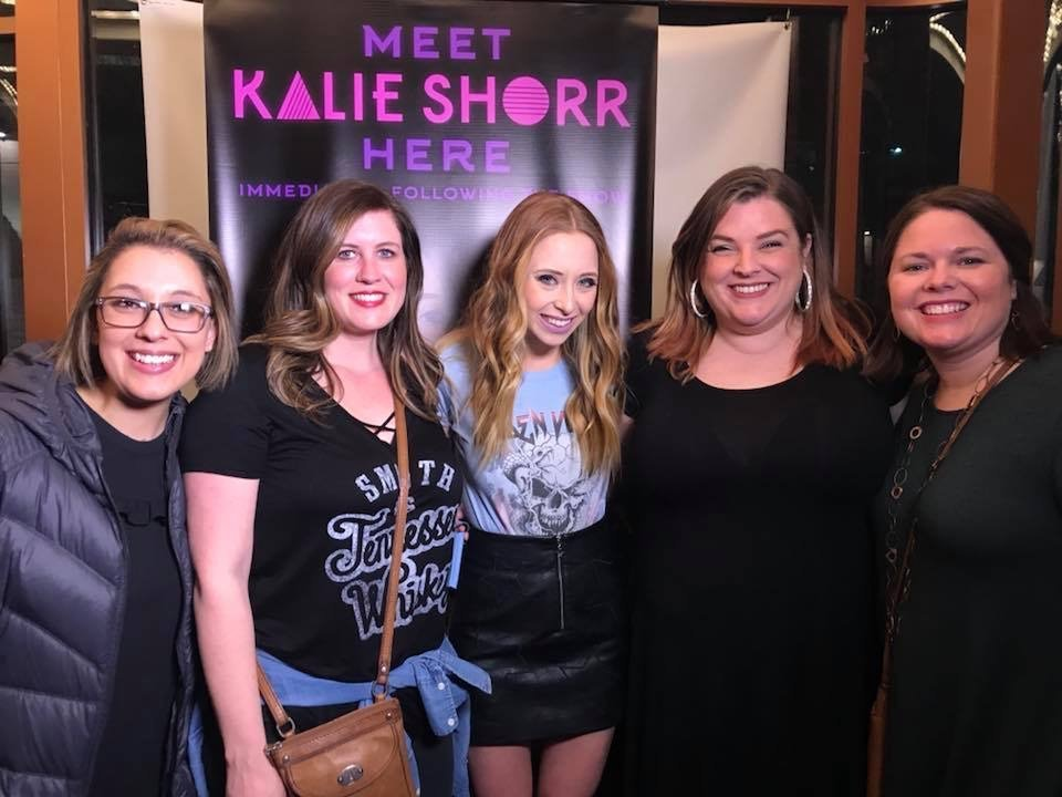 Thank you messages to veteran tickets foundation donors cmt next women of country sara evans all the love tour ft raelynn and kalie shorr feedback m4hsunfo