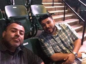 Javier attended Texas Revolution vs. Amarillo Venom - Cif on May 12th 2018 via VetTix