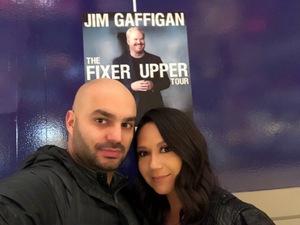Nelson attended Jim Gaffigan - the Fixer Upper on Mar 4th 2018 via VetTix