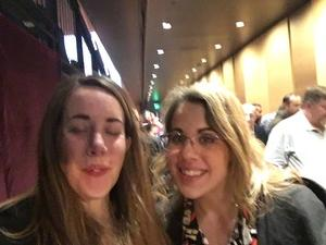Ashley attended Jim Gaffigan - the Fixer Upper on Mar 4th 2018 via VetTix