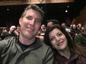 Otto attended Jim Gaffigan - the Fixer Upper on Mar 4th 2018 via VetTix