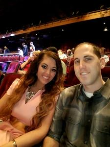 Justin attended Jim Gaffigan - the Fixer Upper on Mar 4th 2018 via VetTix
