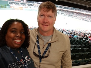 S. Hinton attended Atlanta Braves vs. Philadelphia Phillies - MLB on Apr 18th 2018 via VetTix