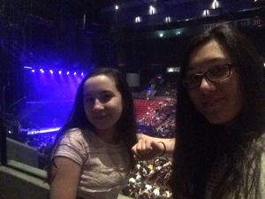 Nouansy attended Lorde: Melodrama World Tour on Mar 10th 2018 via VetTix