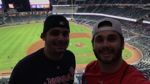 Victor attended Atlanta Braves vs. New York Mets - MLB on Apr 19th 2018 via VetTix