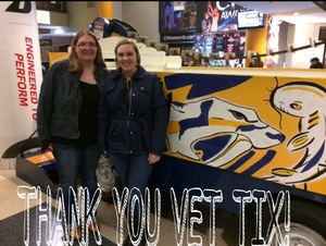 Lisa attended Brad Paisley - Weekend Warrior World Tour With Dustin Lynch, Chase Bryant and Lindsay Ell on Apr 6th 2018 via VetTix