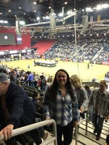 Alicia attended PBR - 25th Anniversary - Unleash the Beast - Tickets Good for Sunday Only. on Mar 11th 2018 via VetTix