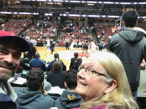 Stephen attended 2018 Big West Tournament - Men's Semifinals - Friday - Tickets Good for All Games on 3/9 on Mar 9th 2018 via VetTix