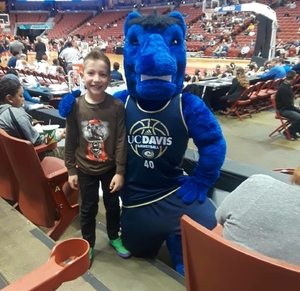 Andres attended 2018 Big West Tournament - Men's Semifinals - Friday - Tickets Good for All Games on 3/9 on Mar 9th 2018 via VetTix