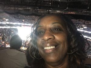 Alma attended New Orleans Pelicans vs. Utah Jazz - NBA on Mar 11th 2018 via VetTix