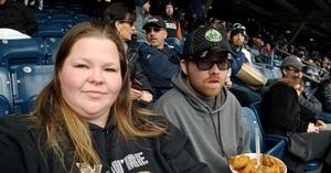 Daniel attended New York Yankees vs. Baltimore Orioles - MLB on Apr 8th 2018 via VetTix